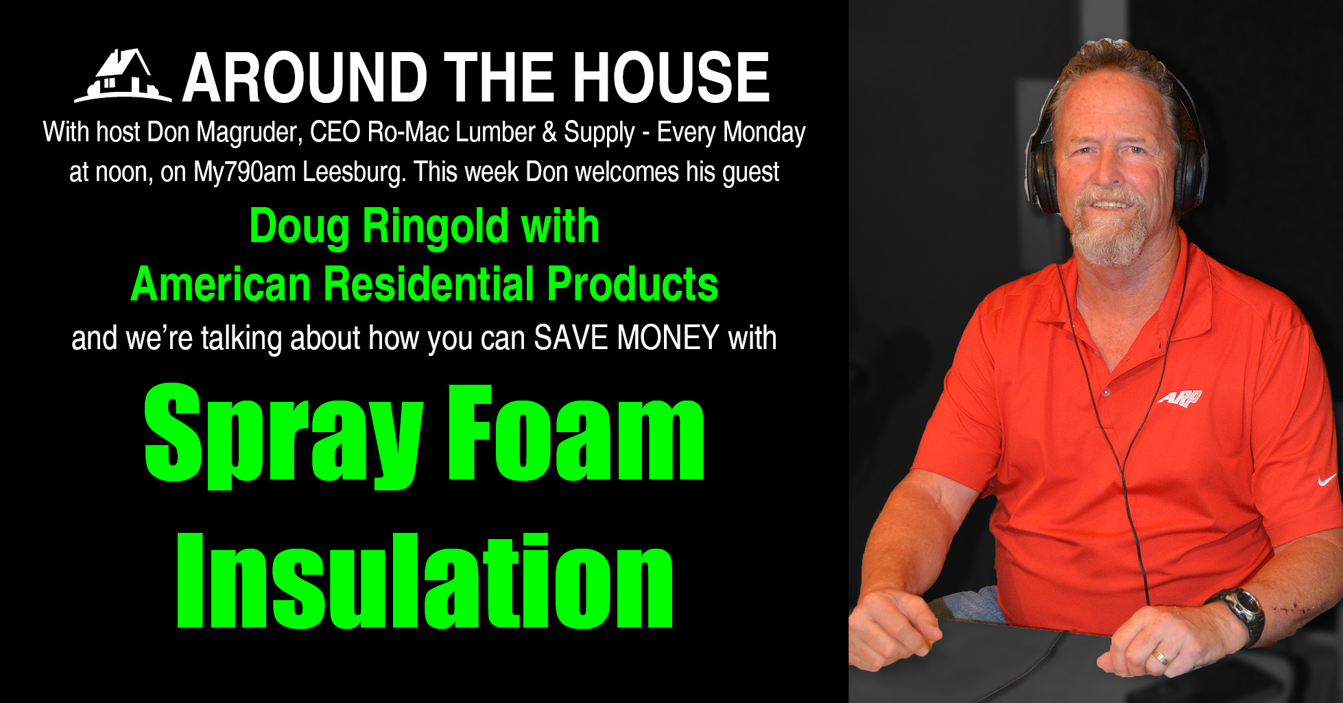 Romac Building Supply Around The House Insulation