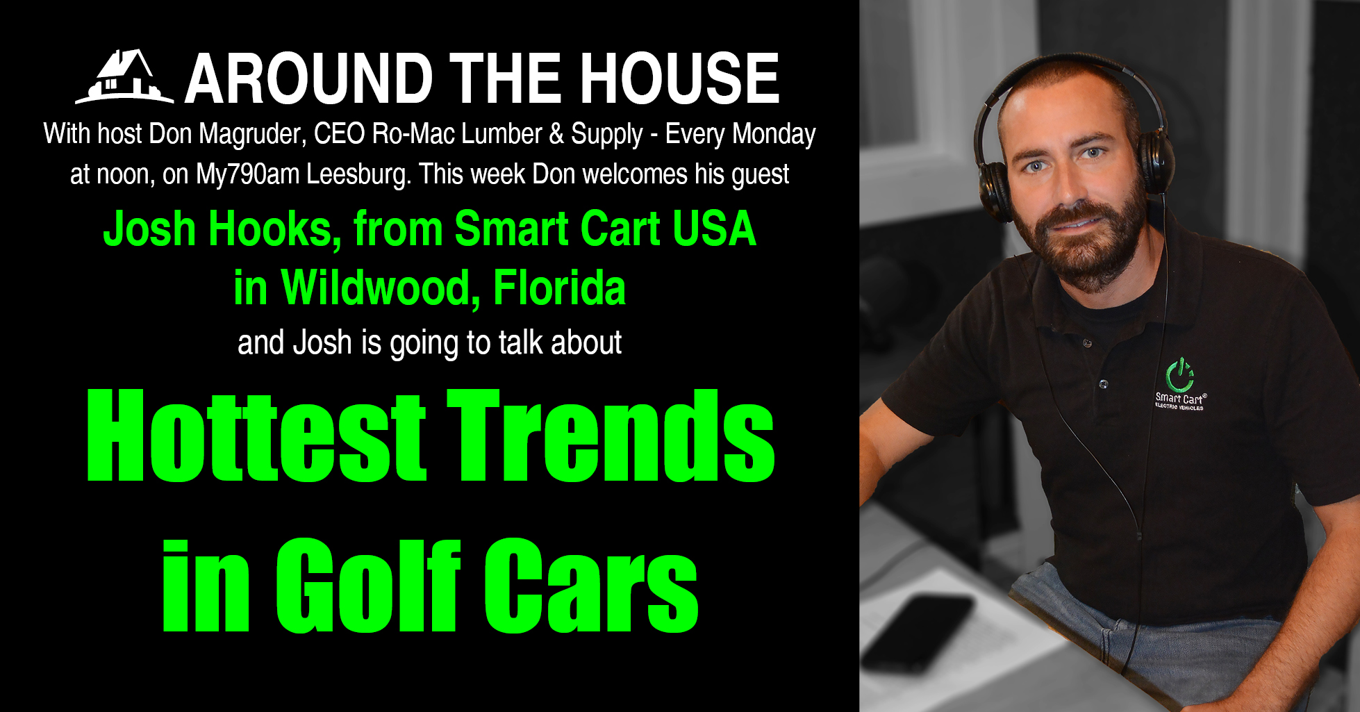 Romac Building Supply Around The House Golf Car Trends
